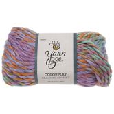 Blazing Sunset Yarn Bee Colorplay Yarn