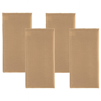 Metallic Gold Cloth Napkins