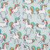 Unicorn Knit Fabric