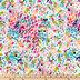 Paint Splatter Apparel Fabric