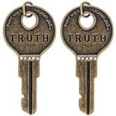 Truth Key Pendants