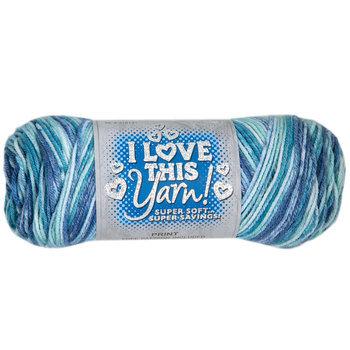 Oasis Beat Print I Love This Yarn