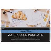 "Watercolor Postcard Paper Pad - 6"" x 4"""