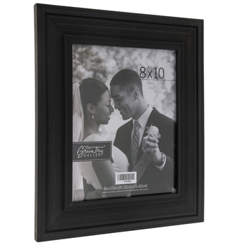 Antique Wood Wall Frame