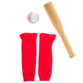 Softball Doll Accessories