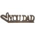 Love You Dad Wood Decor