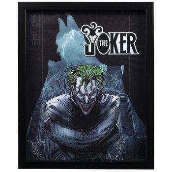 The Joker Framed Wall Decor