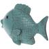 Turquoise Rustic Fish