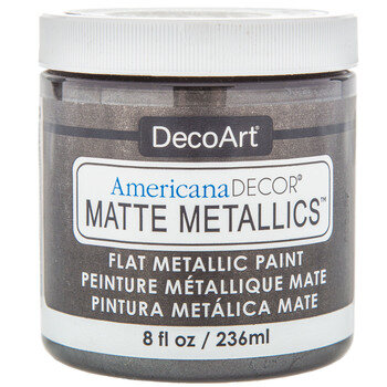 Americana Decor Matte Metallic Paint