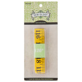 Yellow Quilting Tape Measure - 120""