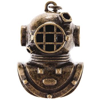 Diving Helmet Pendant