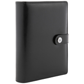 Black 6-Ring Planner Binder