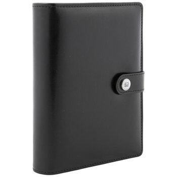 Black 6-Ring Planner Binder