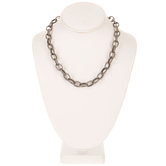 XL Cable Chain Necklace - 18""