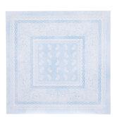 """Light Blue Bandana Scrapbook Paper - 12"""" x 12"""""""