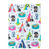 Dogs & Cats Felt Sheet