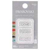 Swarovksi Flatback Nail Crystals