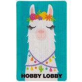 Llama Gift Card