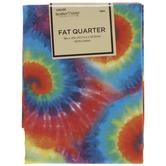 Tie Dye Fat Quarter