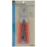 Orange Snap Pliers Kit