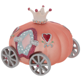 Pumpkin Carriage Ornament
