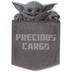 Precious Cargo The Child Wood Magnet