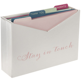 Stay In Touch Cards & Envelopes