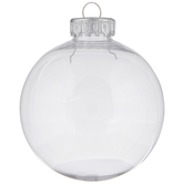 Ball Ornament - 3 1/4""