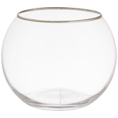 Globe Glass Candle Holder
