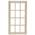 Miniature 12-Light Window