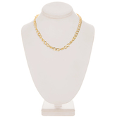 Curb Chain Necklace - 16""