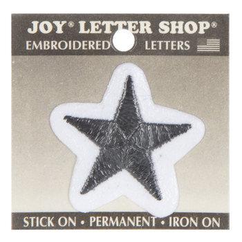 "Star Iron-On Applique - 1 1/2"""