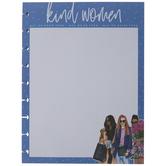 Kind Women Block Pad Happy Planner Paper