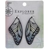 Butterfly Wing Pendants