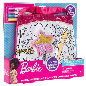 Barbie Purse Coloring Craft Kit