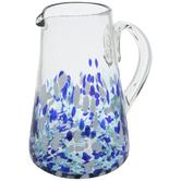 Bahia Glass Pitcher