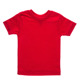 Red Infant T-Shirt - 6-12 Months