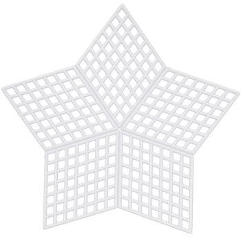 Star Plastic Canvas Shapes