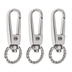 Ornate Swivel Clasps - 17mm x 44mm
