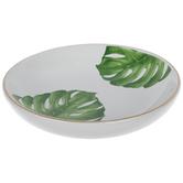 Monstera Leaf Jewelry Dish
