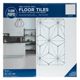 Kikko Peel & Stick Vinyl Floor Tiles