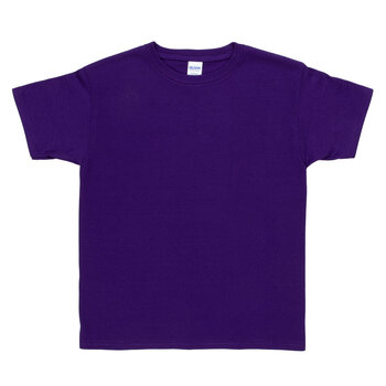 Purple Youth T-Shirt - Extra Small
