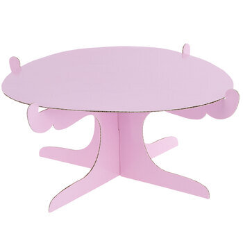 Soft Pink Cake Stand