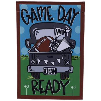 Game Day Ready Garden Flag