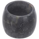 Gray Marble Napkin Ring