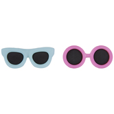 Sunglasses Shank Buttons