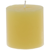 Springtime In Paris Pillar Candle