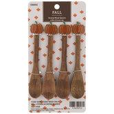 Pumpkin Wood Spoons