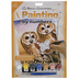 Tawny Owls Paint By Number Kit