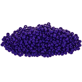 Opaque Royal Czech Glass Seed Beads - 8/0